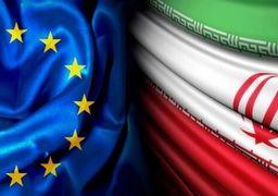 هیئت عالیرتبه اروپایی در راه تهران