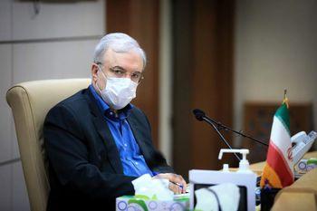 وزیر بهداشت به کرونا مبتلا شد؟