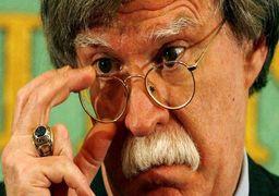 درخواست بولتون از پنتاگون برای اقدام نظامی علیه ایران