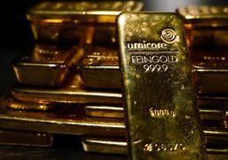 رقابت تنگاتنگ دلار و طلا! نوسان شدید در بازار + نمودار