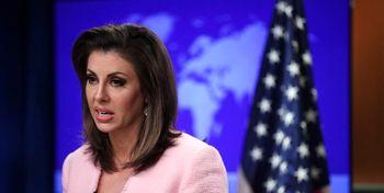 ادعای سخنگوی وزارت خارجه آمریکا درباره تحریمهای ایران
