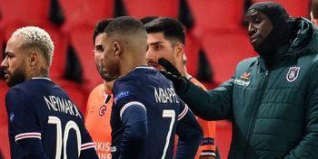 اتفاقی عجیب بازی مهم لیگ قهرمانان اروپا را متوقف کرد