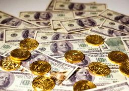 کاهش قیمت دلار و سکه دوام نداشت! + جدول