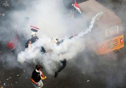 ۱۱۱ کشته در جریان اعتراضات؛ آمار رسمی وزارت بهداشت عراق