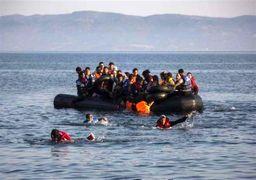 فاجعه در مدیترانه / پناهجویانی که به قصد اروپا به کام مرگ رفتند