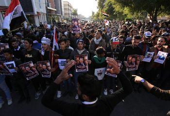 تعطیلی یک میدان نفتی در عراق به دلیل از سرگیری اعتراضها