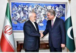 ظریف: هیچ کشور ثالثی نمیتواند بر روابط ایران و پاکستان تاثیر منفی بگذارد