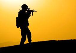 سرباز آمریکایی داعشی از آب درآمد