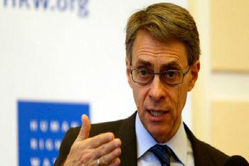 موضعگیری تند رئیس دیدهبان حقوق بشر علیه عربستان