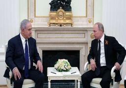 دیدار پوتین و نتانیاهو/گفتگو در خصوص وضعیت حاد خاورمیانه
