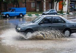 پیشبینی رگبار، وزش باد شدید و سیلابی رودخانهها در دو روز آینده