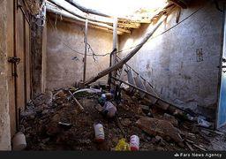 زلزله شهرستان خنج در استان فارس