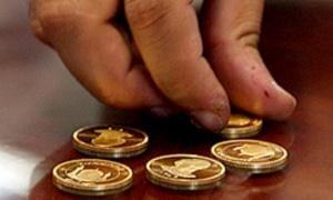 قیمت سکه در حال ریزش اساسی