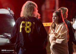 حمله مسلحانه در کالیفرنیای جنوبی