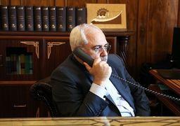 گفتوگوی تلفنی وزرای خارجه انگلیس و فرانسه با ظریف