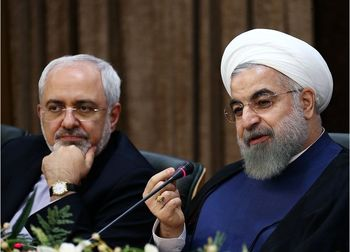 پاسخ روحانی به توهینکنندگان به ظریف در مجلس