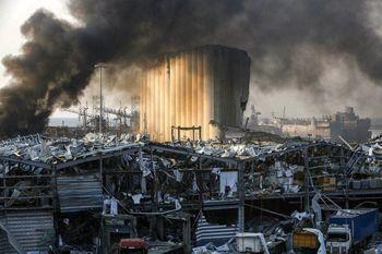 افزایش آمار کشتهشدگان انفجار مهیب بیروت