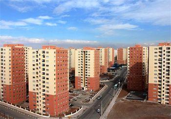 قیمت مسکن در شهرهای جدید نصف دیگر شهرها است