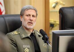 وزیر دفاع: حمله موشکی سپاه بر اساس مصوبه شورای عالی امنیت ملی بود