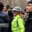 دوچرخه سواری زنان وتبلیغ آن نوعی بیدینی است!
