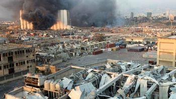 علت نگهداری نیترات آمونیوم در بندر بیروت
