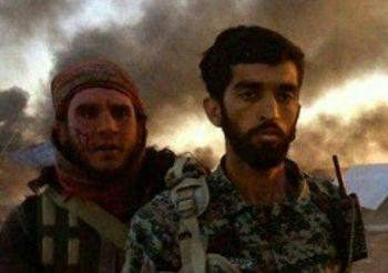 عکس های دیده نشده از دوران خدمت سربازی شهید محسن حججی + عکس
