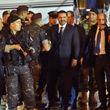 تدابیر شدید امنیتی در فرودگاه بیروت هنگام ورود سعد حریری + عکس