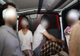 دستگیری امیر داعش در یمن توسط نیروهای سعودی