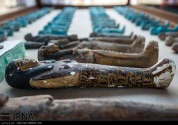 هزاران نفر خواهان نوشیدن مایعات موجود در تابوت باستانی مصر شدند!!؟