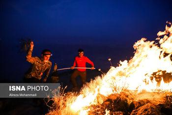 ۱۲۰۰ فقره آتشسوزی جنگلی و مرتعی در 5ماه اخیر بازداشت 40آتشافروز!