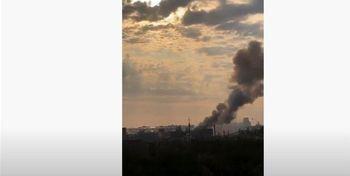 انفجار بزرگ در مسکو