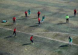 کتک کاری جدید در فوتبال بانوان
