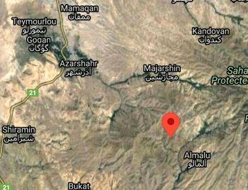 زلزله آذربایجان شرقی را لرزاند +جزئیات