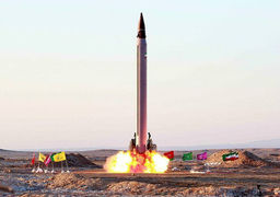 صابون این موشک ایرانی به تن داعش هم خورد +تصاویر