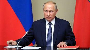 آزمایش موشک مافوق صوت روسی با حضور پوتین