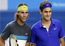 هیجان در تنیس ویمبلدون؛ فدرر و نادال در فینال؟