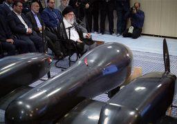 ویژگیهای پهپادی که در حضور رهبری رونمایی شد/ برنامه ایران برای ساخت پهپادهای دو موتوره