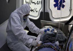بررسی آمار روند تعداد فوتیهای روزانه کرونا در ایران+نمودار
