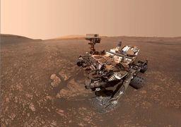 کشف شواهدی از وجود نقاط «سرسبز» در مریخ!