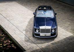 گرانترین خودرو لوکس جهان ساخته شد + عکس