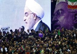 روحانی در اصفهان : اگر ملت اجازه بدهد و اگر رهبری  ما را هدایت کند، با همین دکتر ظریف مابقی تحریمها را هم برمی داریم