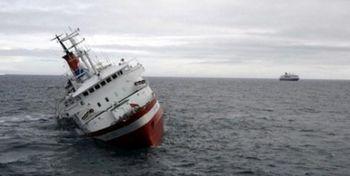 سانحه دریایی برای کشتی ایرانی