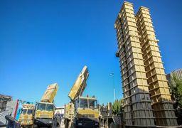 حضور اس ۳۰۰ ایرانی در رژه نیروهای مسلح/  سامانه حائل برای اولین بار نمایش داده شد +تصاویر