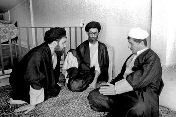 روایت آیت الله هاشمی از یک جلسه ویژه با رهبر انقلاب
