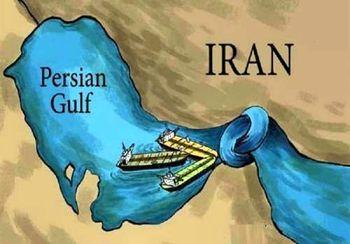 اگر موجودیت نظام ایران در خطر باشد، چرا تنگه هرمز را نبندد؟