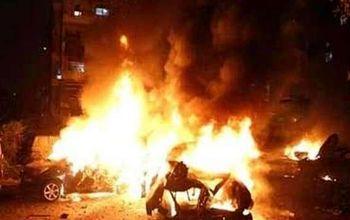 دو خودروی دیگر در شمال بغداد هدف حمله هوایی قرار گرفتند