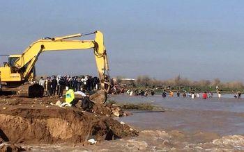امدادرسانی ستاد اجرایی به سیلزدگان خوزستان