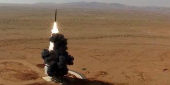 چین با موشکهایش در برابر آمریکا قدرتنمایی کرد