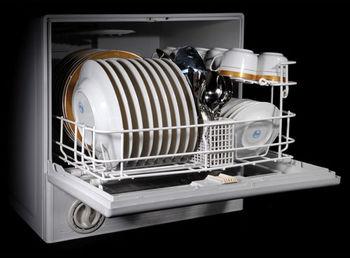 اضافه شدن یک فناوری جالب به ماشین های ظرفشویی
