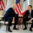 چرا ترامپ رئیس جمهوری فرانسه را واسطه دیدار با روحانی کرد؟